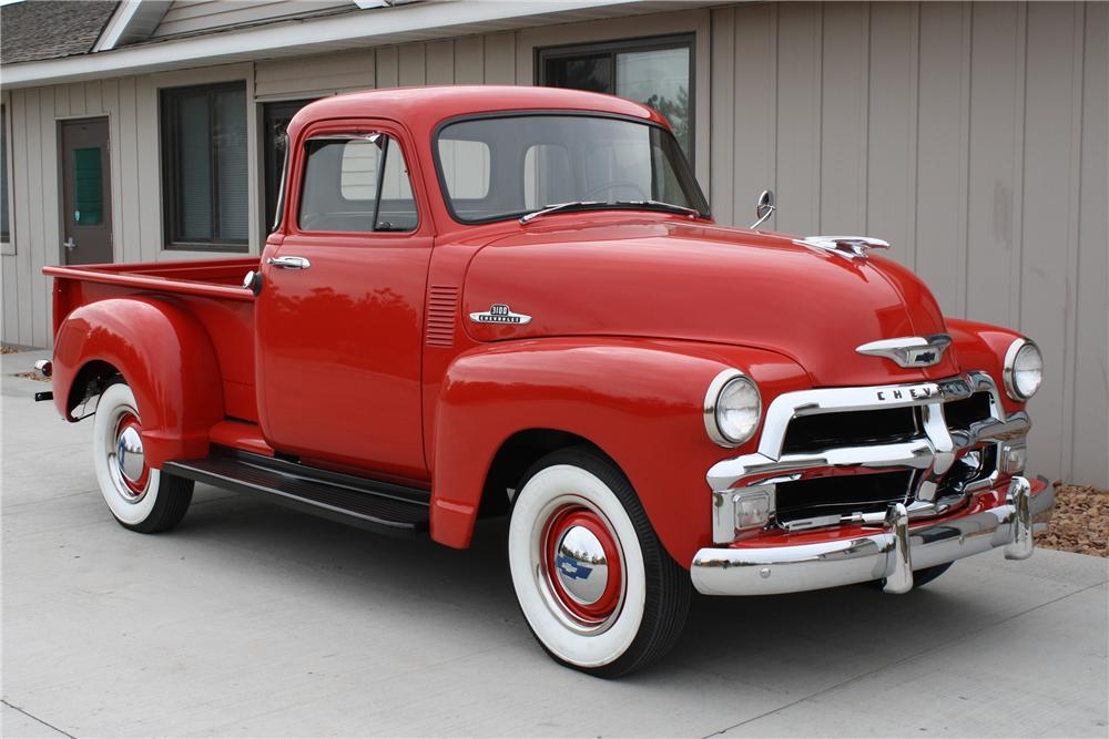 Classic Chevrolet Trucks To Have in Your Collection | Classic Chevy ...